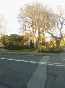 Entrance CC Castle Ave