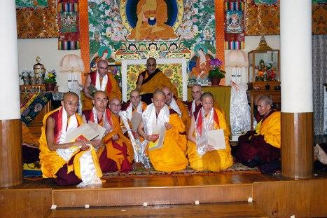 Ordination_Dharamsala_12March06_HHDL