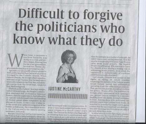 Justine McCarthy on Embassy issue.0001