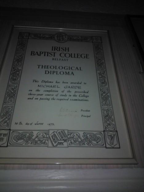 Baptist College, Belfast