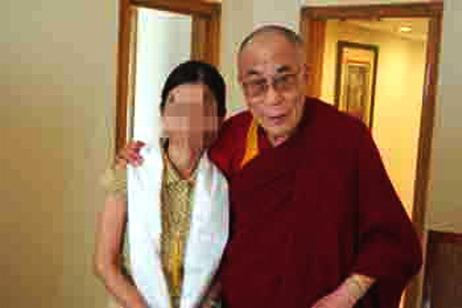 Lama's with women6