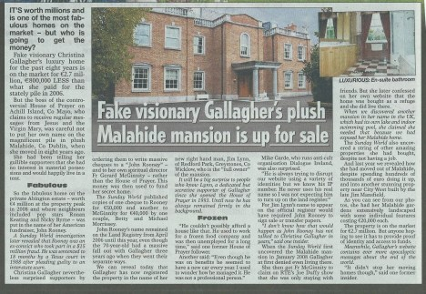Malahide house sale 1