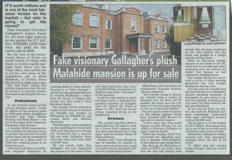 Malahide house sale 1