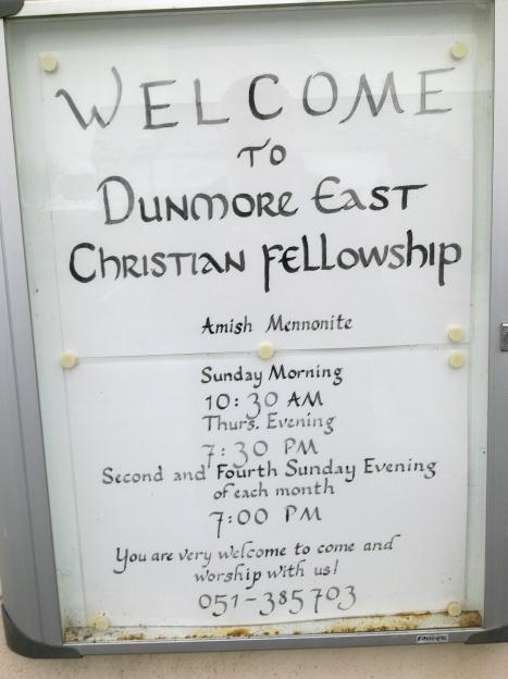 Dunmore East Church