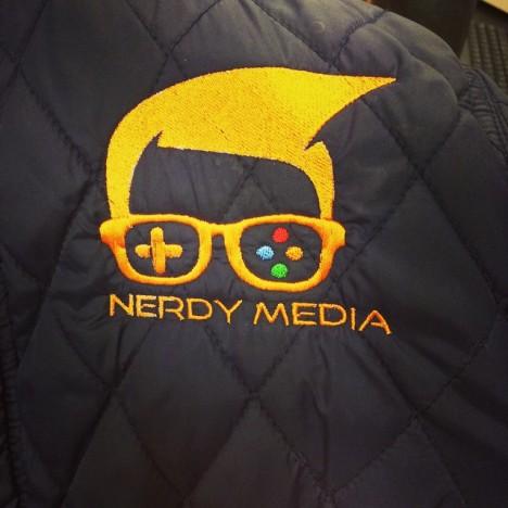 Nerdy jacket