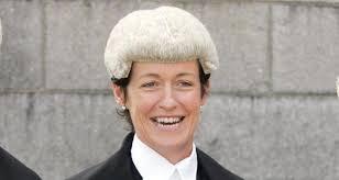 Justice Mary Irvine