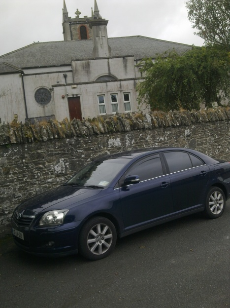 Fr McGinnity's Car (2)