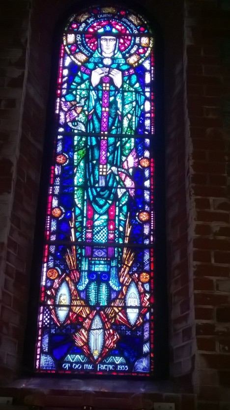 Harry Clarke Windows Knockbridge1