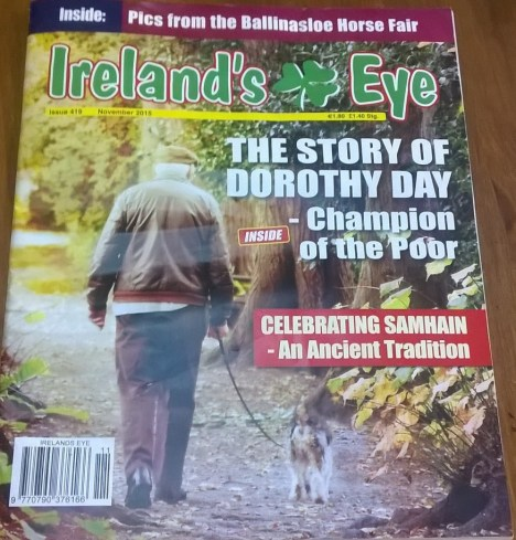 Ireland's Eye November 2