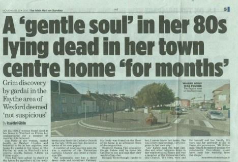 Wexford death1