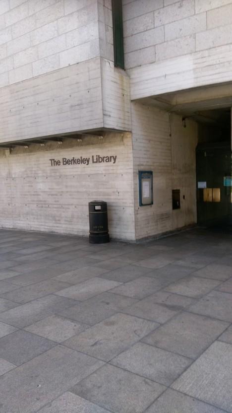 TCD Berkeley library