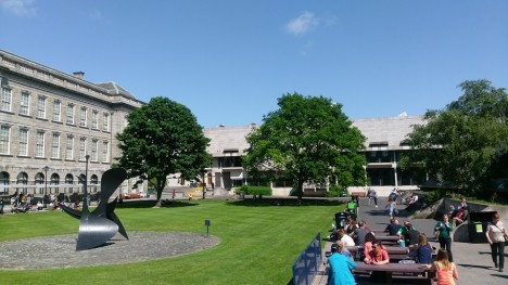 TCD library
