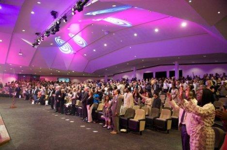 Worship at Victory