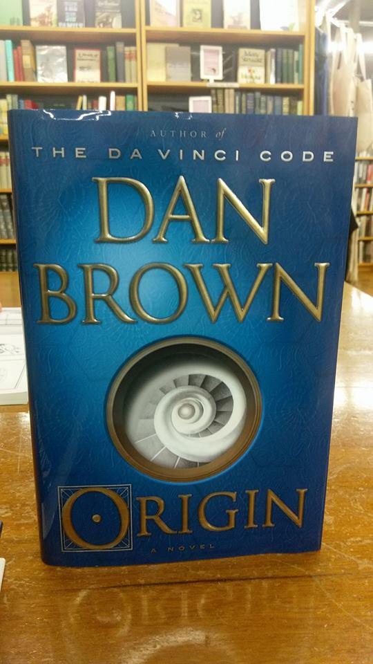 Dan Brown Origin6