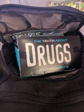 Drug free world