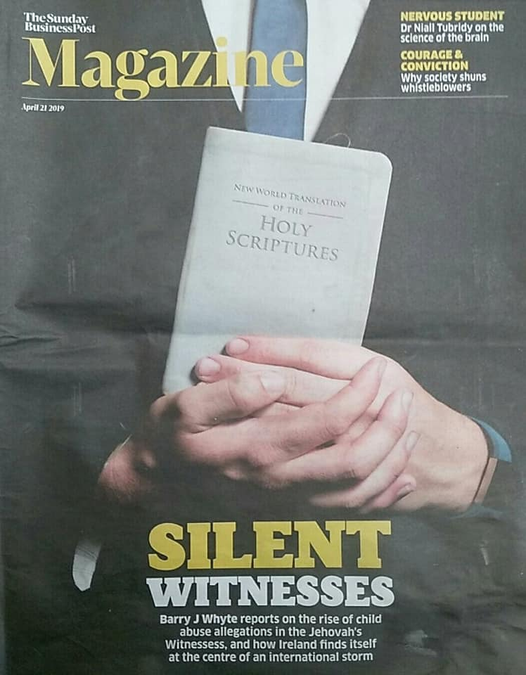 Sunday Business Post on JW abuse 1